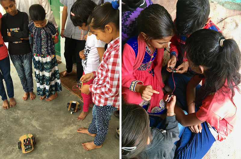microbit Goes To Rural India With Timeless Lifeskills