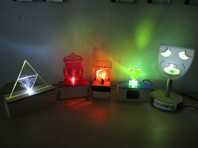 USB Lamps - Nottingham Emmanuel School
