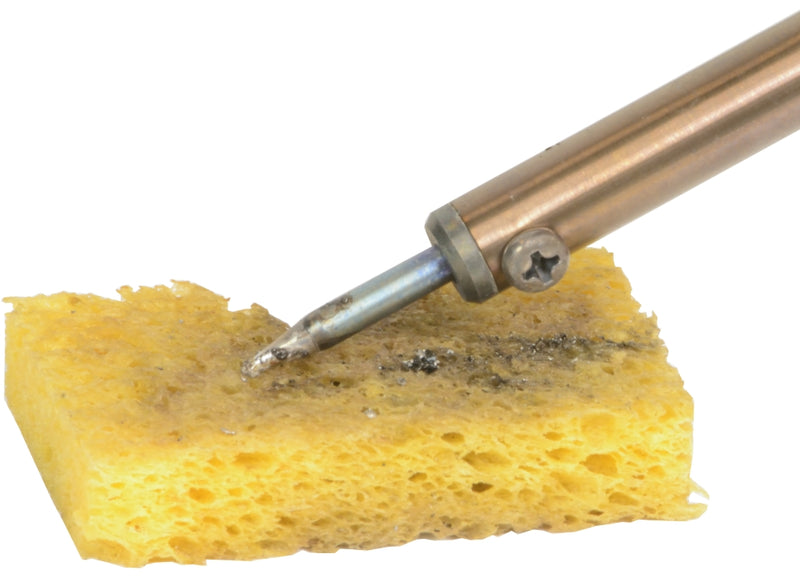How to clean and maintain your soldering iron