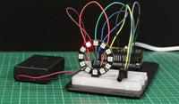 ZIP LEDs Experiment 10 - Using A Potentiometer