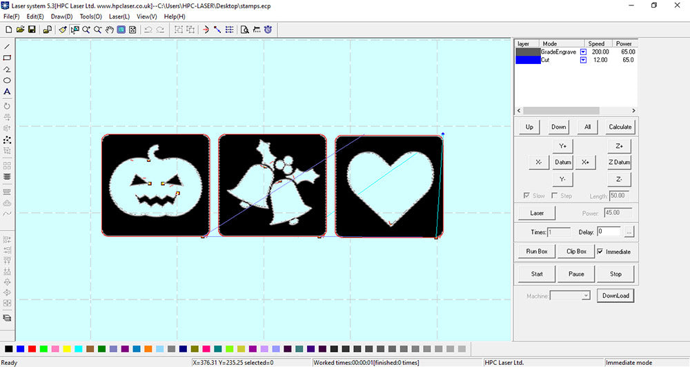 Making Fun Stamps With Laser Compatible Rubber preview