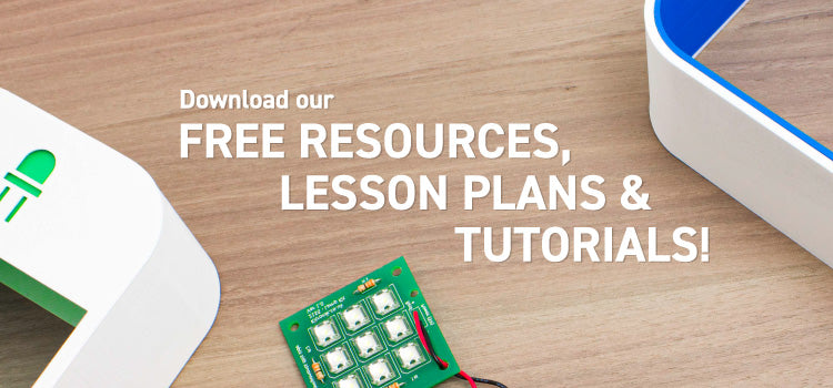 Download our free resources, lesson plans and tutorials
