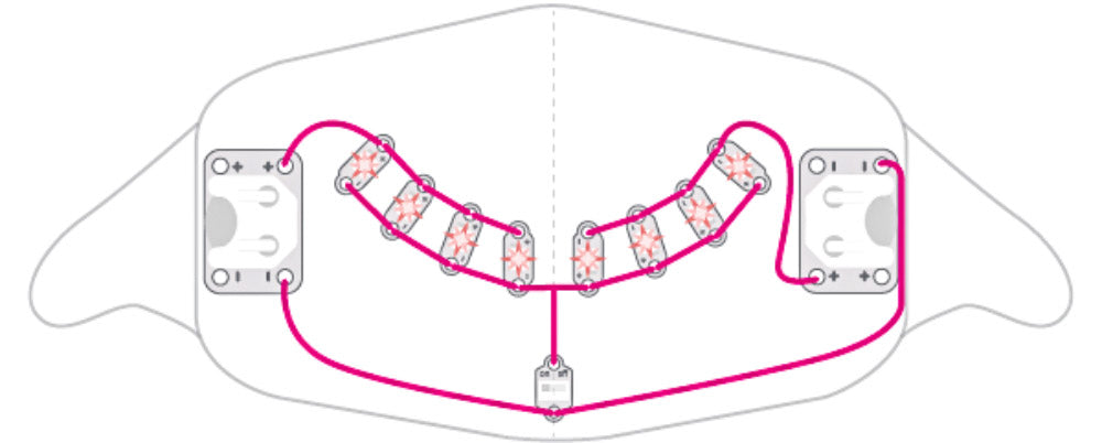 Mod Your PPE With LEDs - Make An Electro Fashion Mask 1