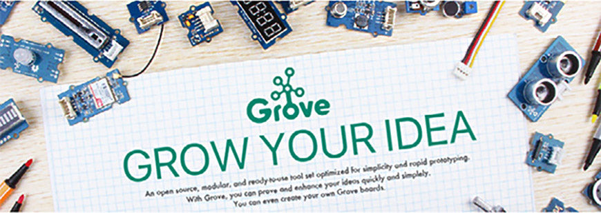 grove, grow your idea