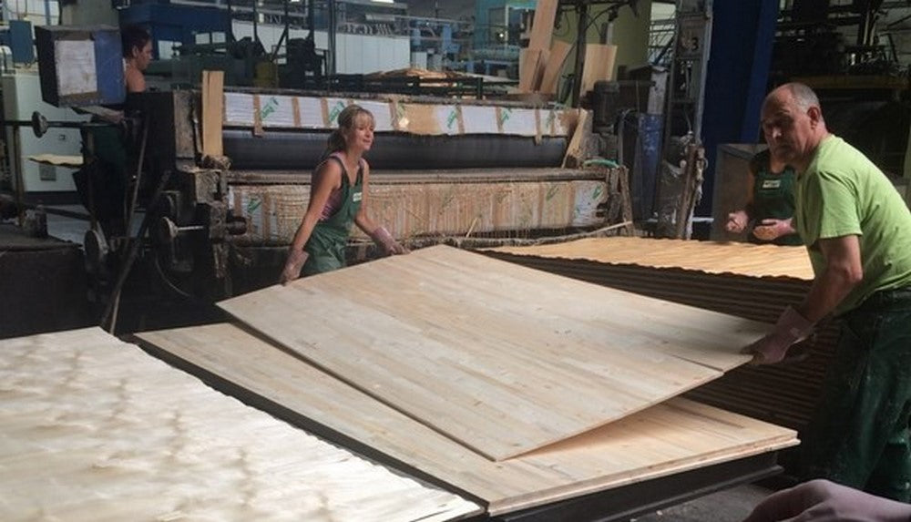 What Is Laser Plywood (laserply) factory machinery
