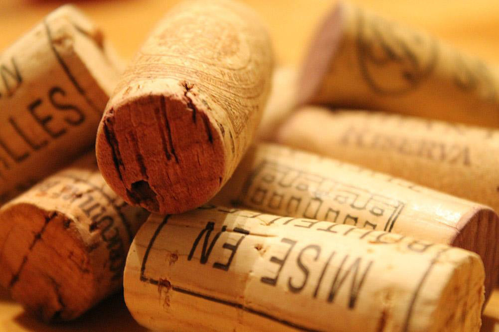 What Is A Resistant Material? Cork stoppers