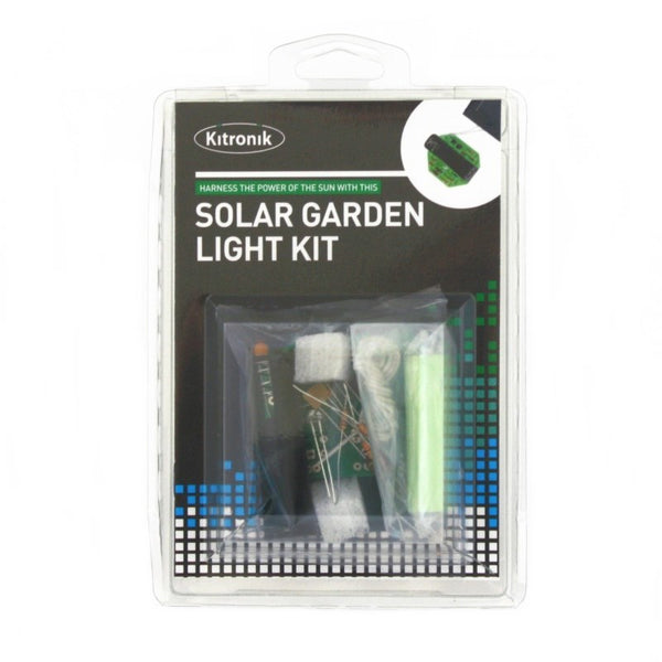 large solar garden light kit