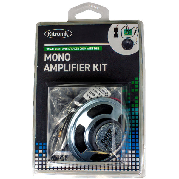 large mono amplifier kit v3 retail pack