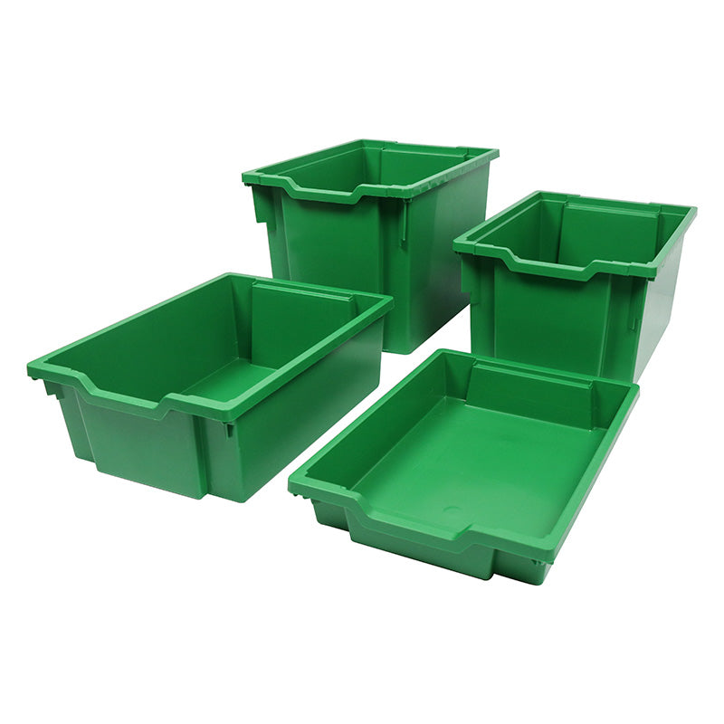 additional grantnells storage tray f1 kitronik green
