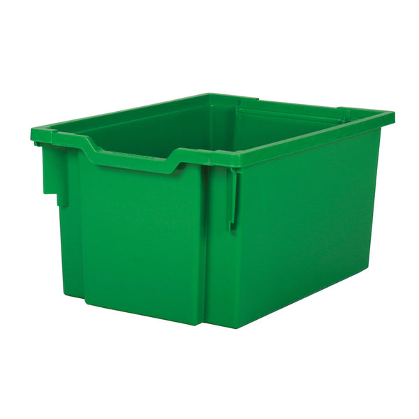 large grantnells storage tray f25 kitronik green