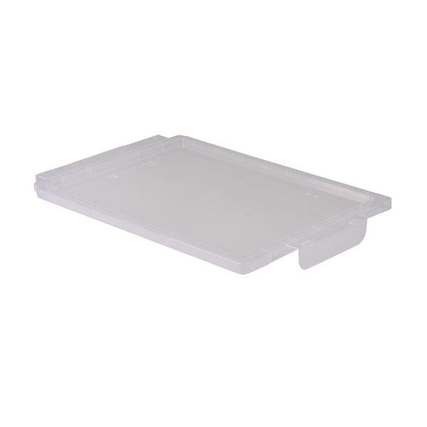 large gratnells translucent lid for f boxes trays
