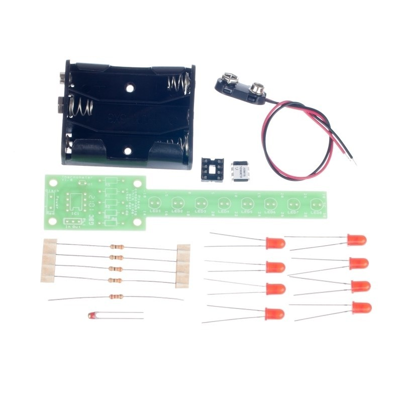 additional thermometer kit parts