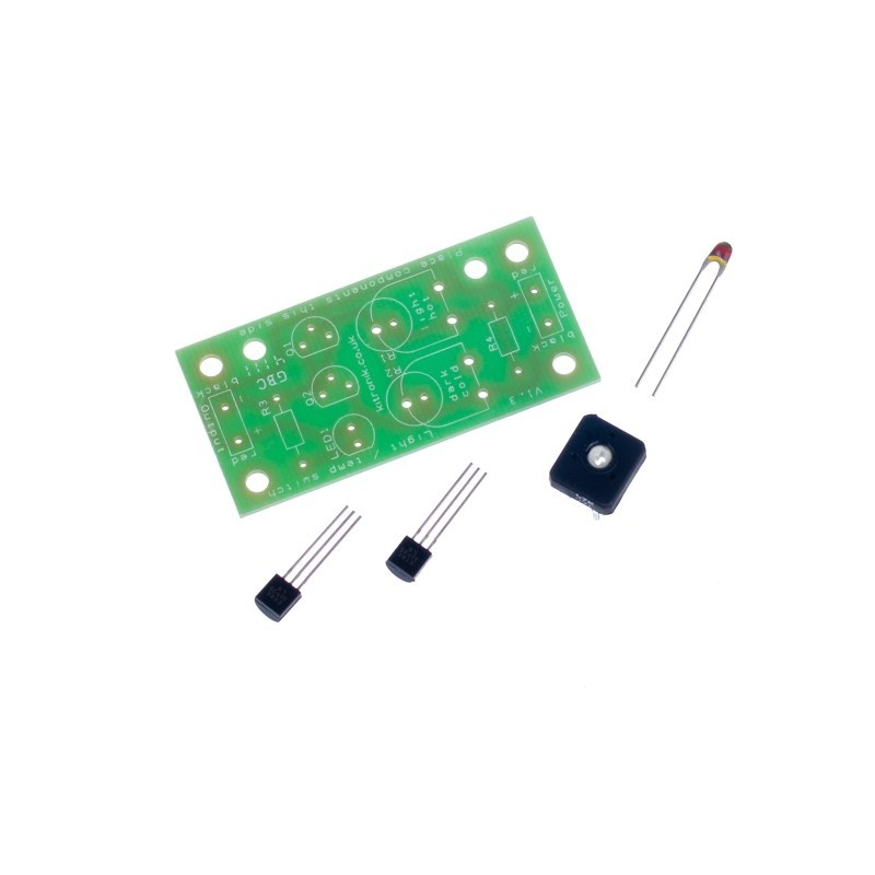 additional temperature switch kit parts