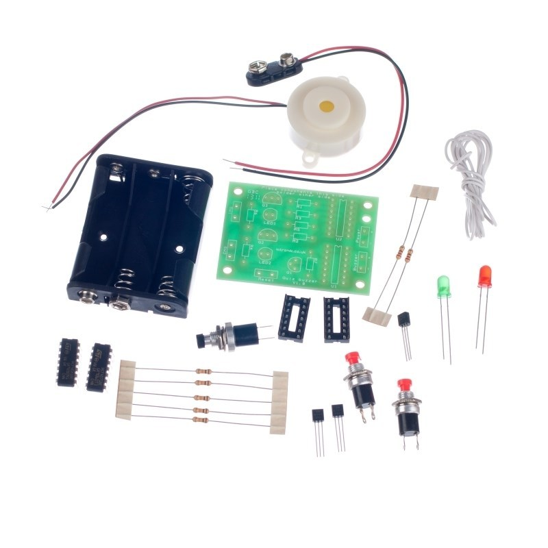 additional quiz buzzer kit parts