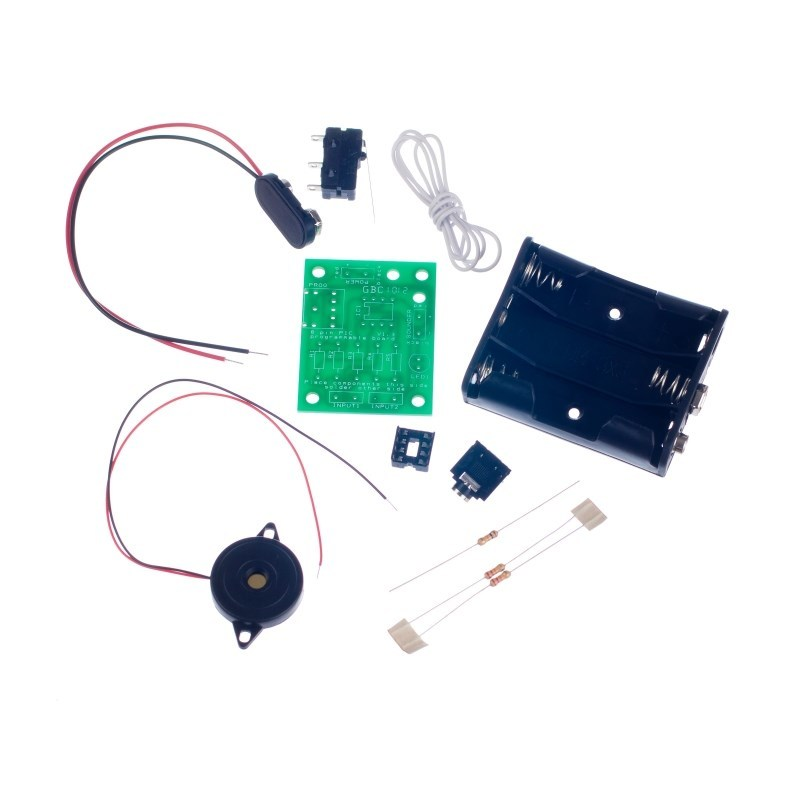 additional programmable music box kit parts
