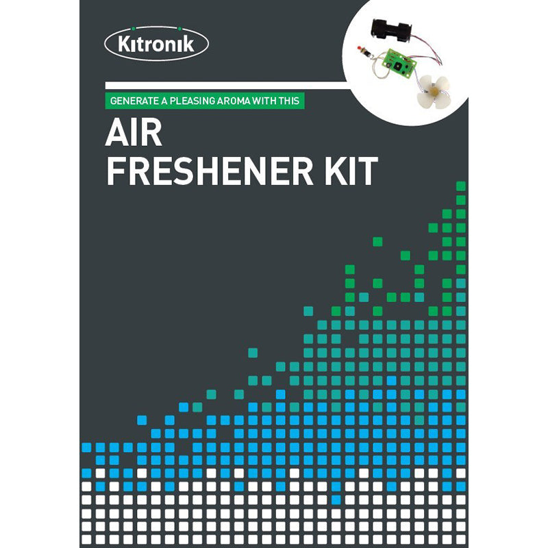 additional air freshener kit front