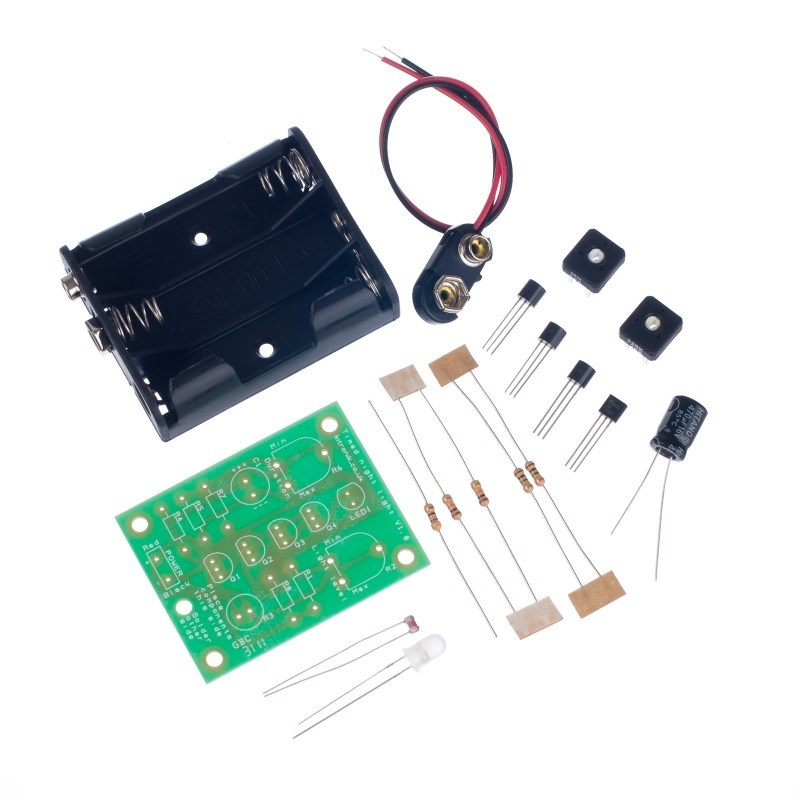 additional timed night light kit parts