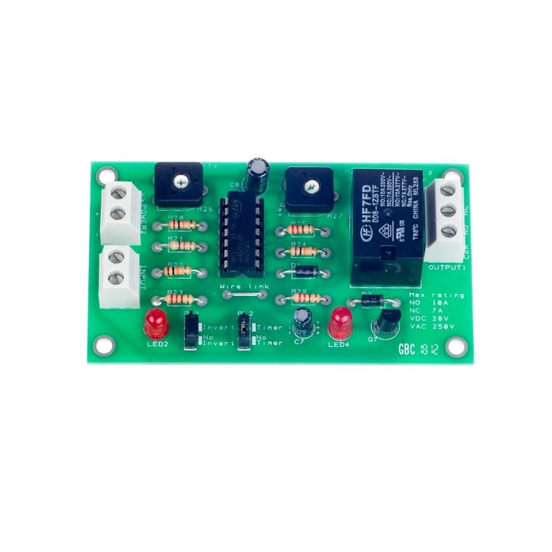 large relay board kit