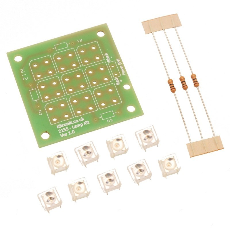 additional led matrix parts