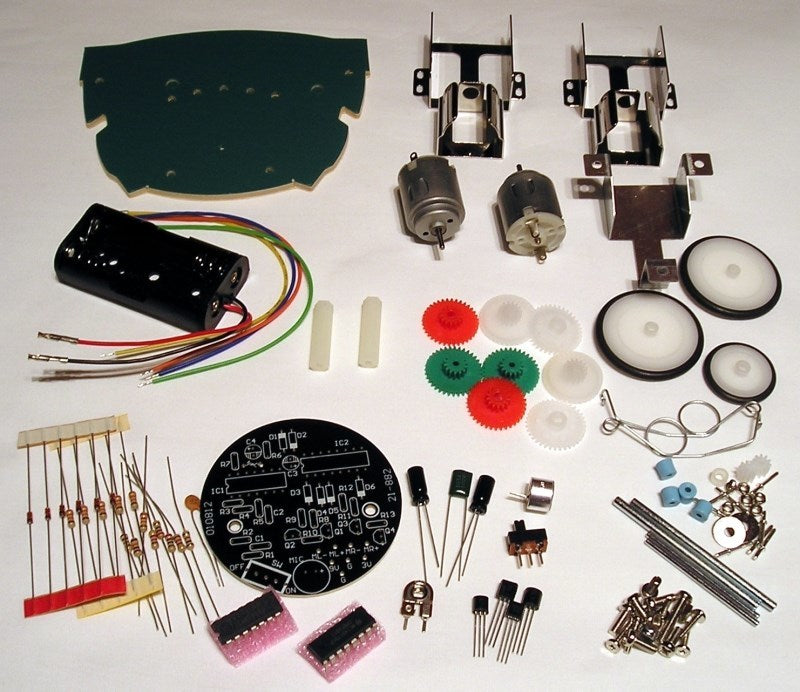 additional turning frog kit parts