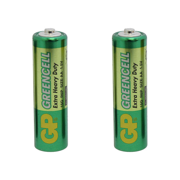2 pack AA batteries