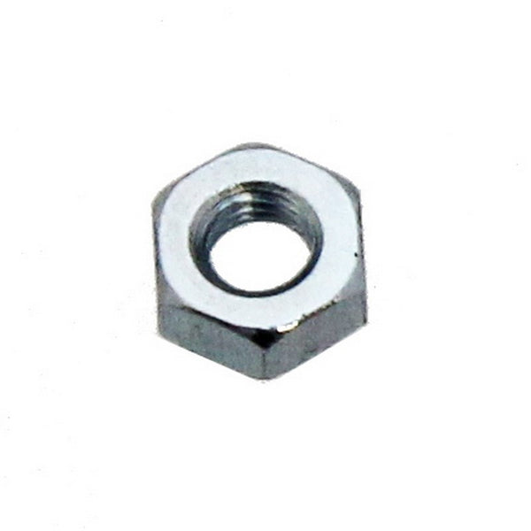 large m2 hex full width nut stainless steel zinc plated pack of 100