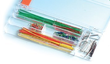 large 140 piece wire kit