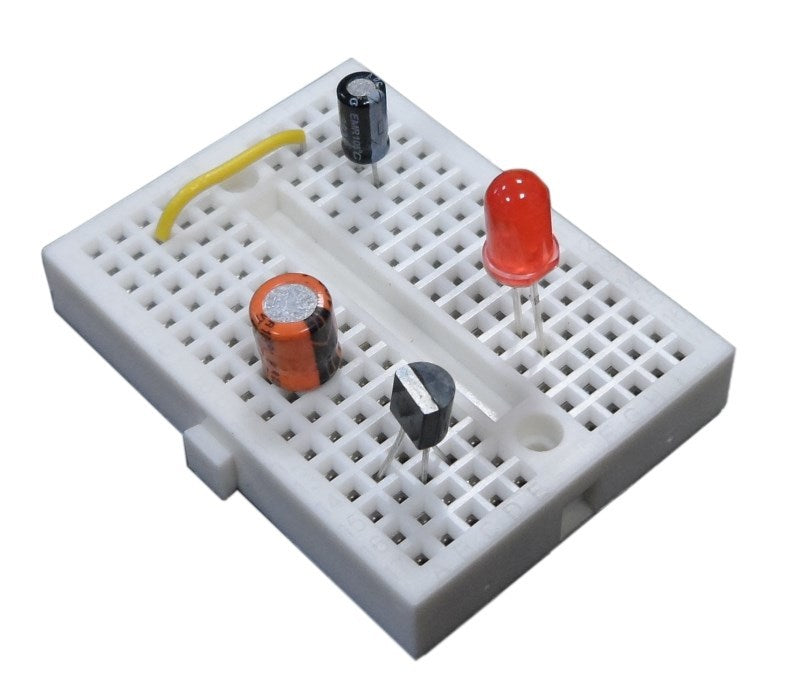 large mini prototype breadboard
