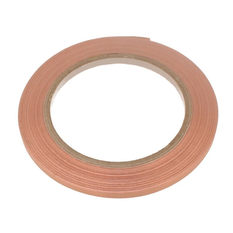 large copper track tape with conductive adhesive