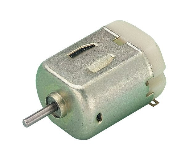 large miniature low torque flat dc motor