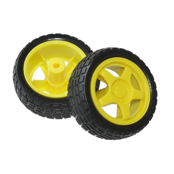 additional wheel for hobby motor two
