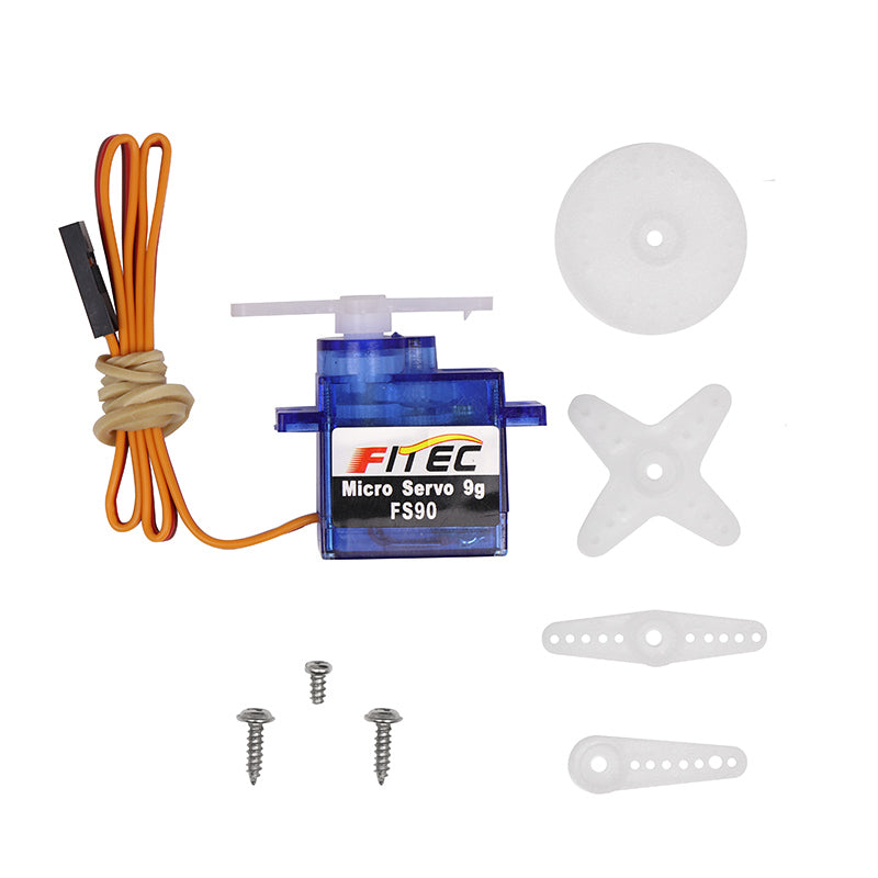 additional tower pro micro servo parts