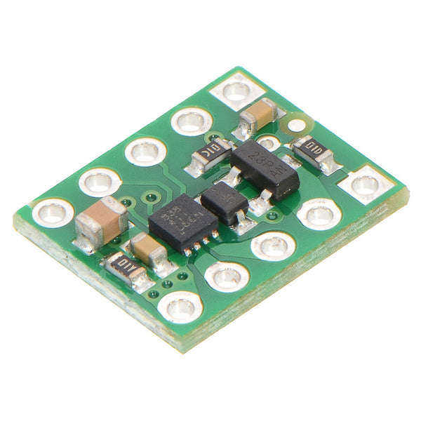 large drv8838 single brushed dc motor driver carrier board