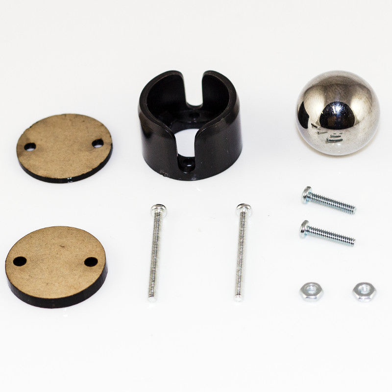 additional ball caster metal ball