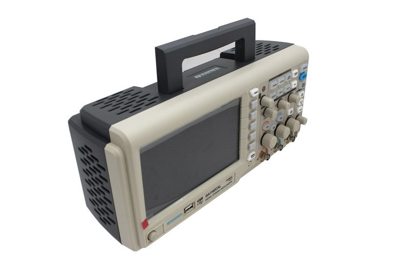 additional 100mhz digital storage oscilloscope front