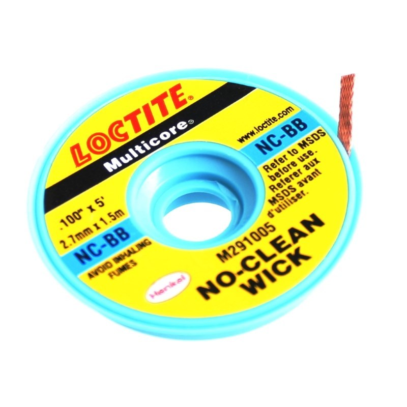large multicore no clean solder mop