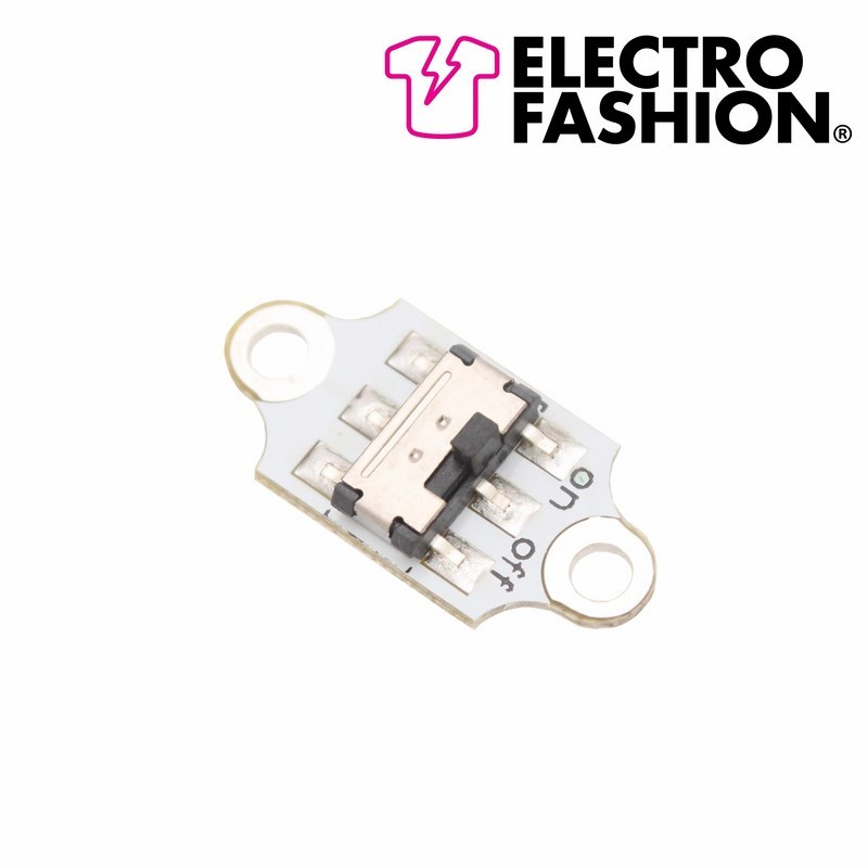 large electro fashion slide switch