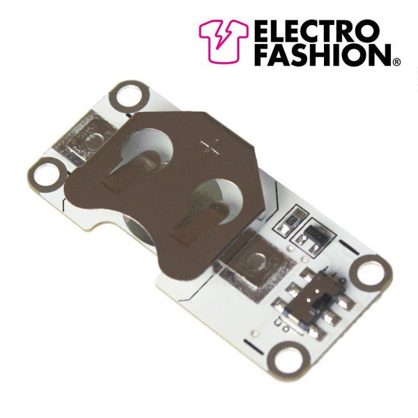 large electro fashion light sensor