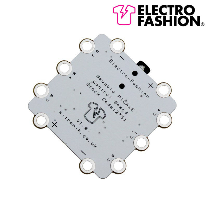 additional electro fashion igloo picaxe wearable module