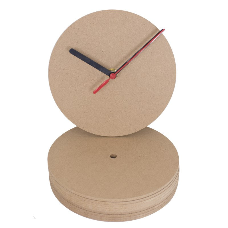10 large round clock face