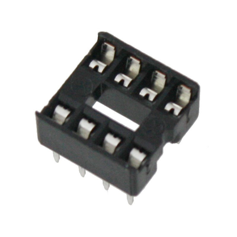 large 8 pin ic socket