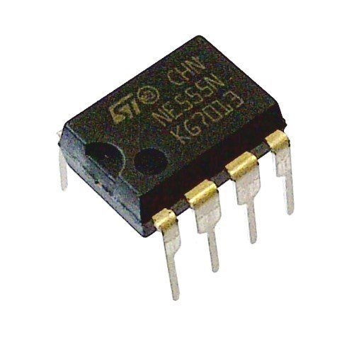 large LM358 dual op amp IC