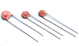 330P large ceramic 330pF 50V capacitor