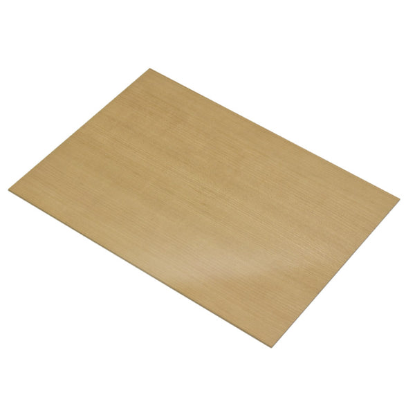 4mm Cherry Veneered MDF 400mm x 300mm Sheet