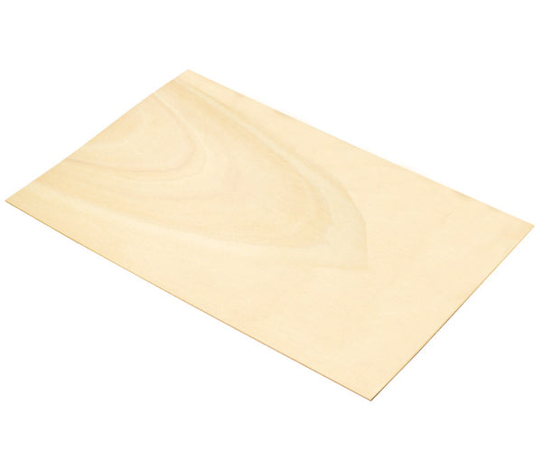 ceiba laser plywood sheet 2mm x 600mm x 400mm (laserply)