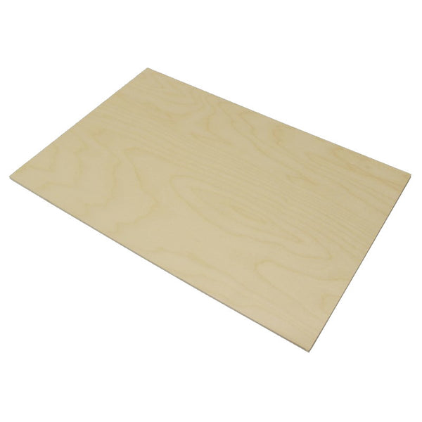 32145 3mm BR Grade Birch Laser Plywood (laserply), 400mm x 300mm sheet