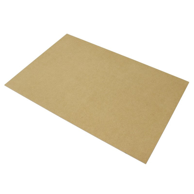 large 6mm laser compatible medite mdf 600mm x 300mm sheet