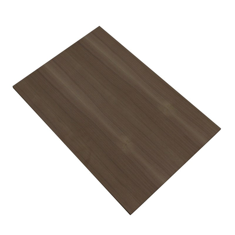 large 6mm black american walnut veneer mdf 600mm x 400mm