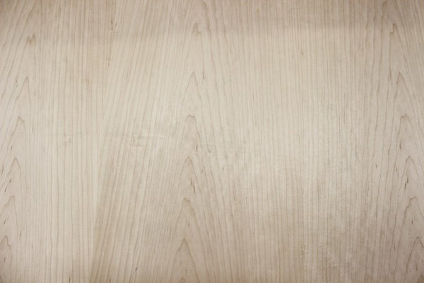 large flexible maple veneer 600mm x 400mm sheet