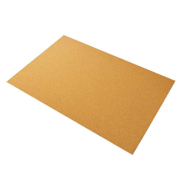 large 3mm laser cork 600mm 400mm sheet